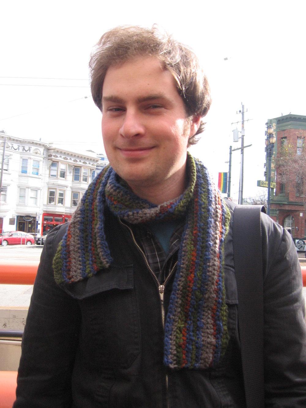 Model: Brendan Aanes