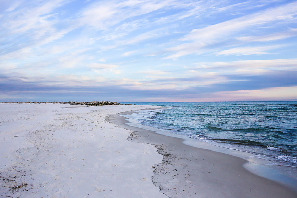 Alabama Point, Orange Beach by Amanda Lynn
