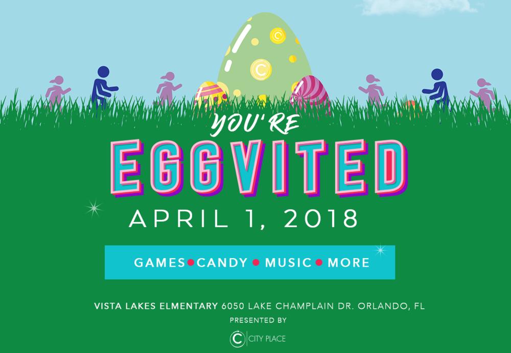 Eggy Egg Hunt 2018