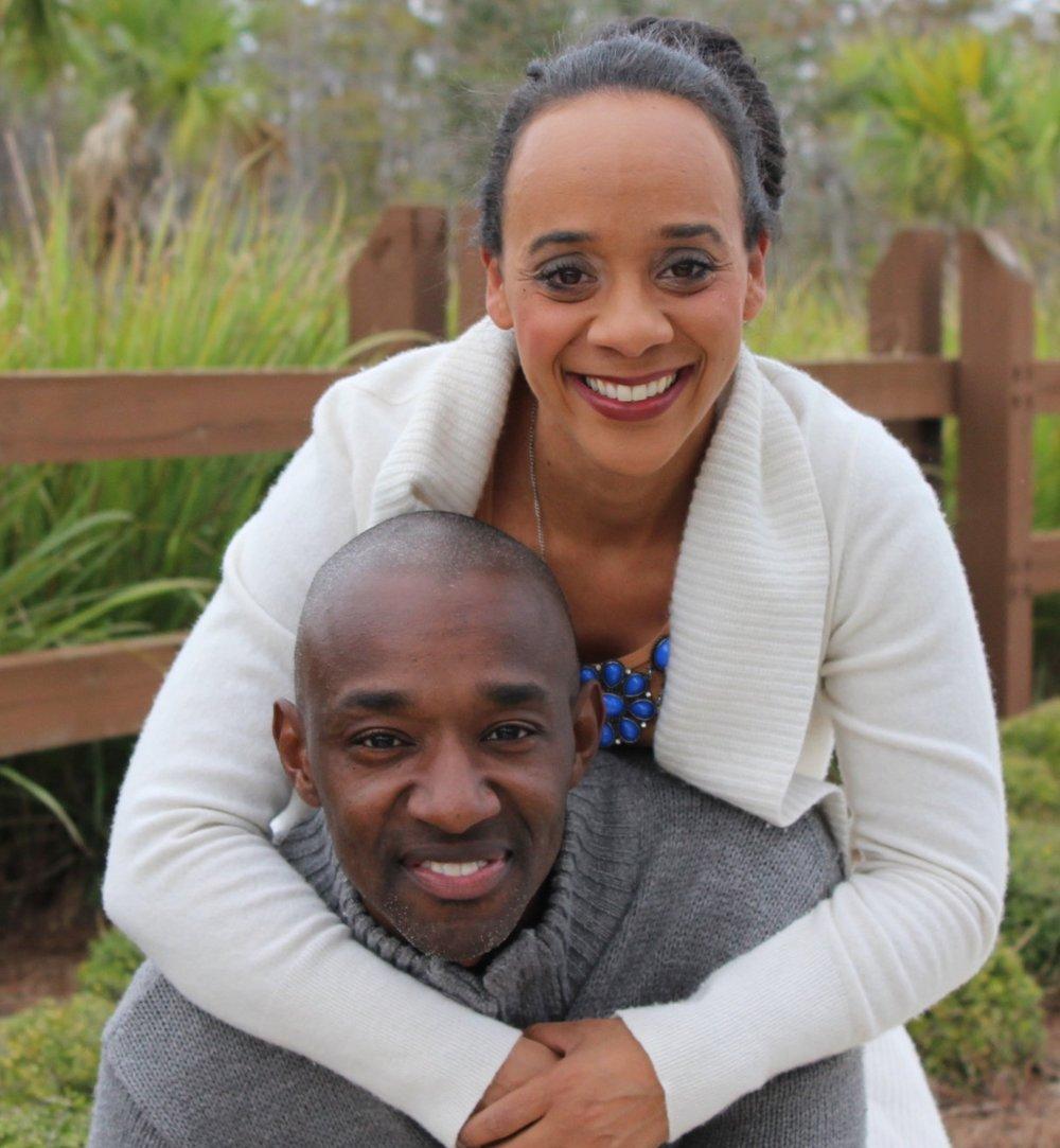 Damon & Ti'eshia Moore  Los Pastores