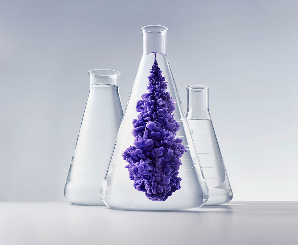 Patent No. GB185601984 -Mauveine - 1856  William Perkin patented the first synthetic dye, 'Mauveine' in 1856. His discovery revolutionised fashion and fifty years later had led to the existence of 2,000 artificial colours. Perkin was in fact attempting to produce synthetic quinine at the time.