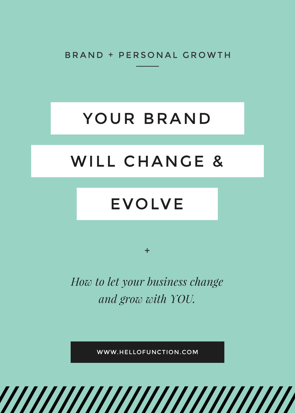 your brand will evolve and change design blog function creative co.
