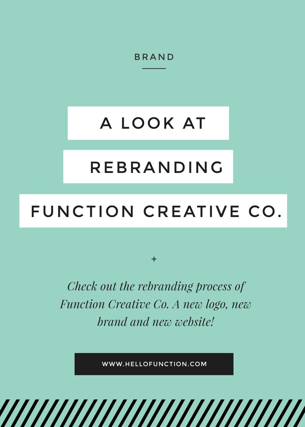 function creative co. rebrand spotlight