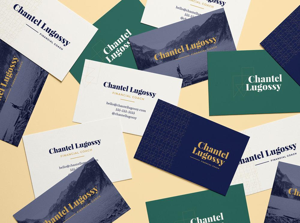 CL-financial-coaching brand identity