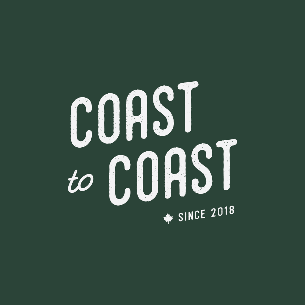 coast to coast brand design logo design canadian business