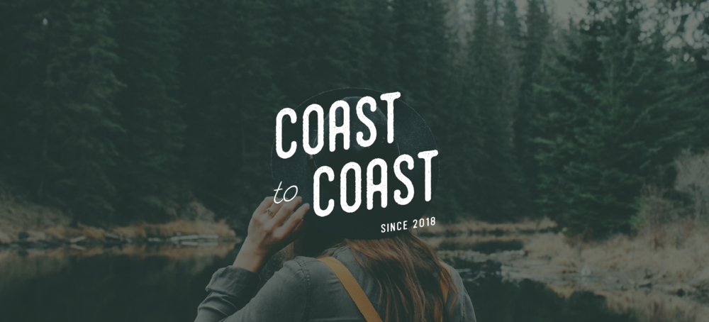 coast to coast brand design website design canadian business