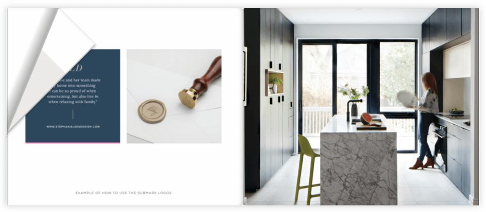 interior designer brand design by Function Creative Co.