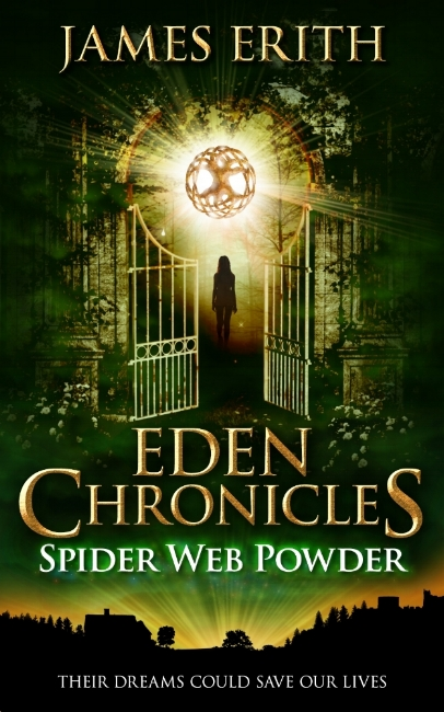 SPIDER WEB POWDER - Book 2