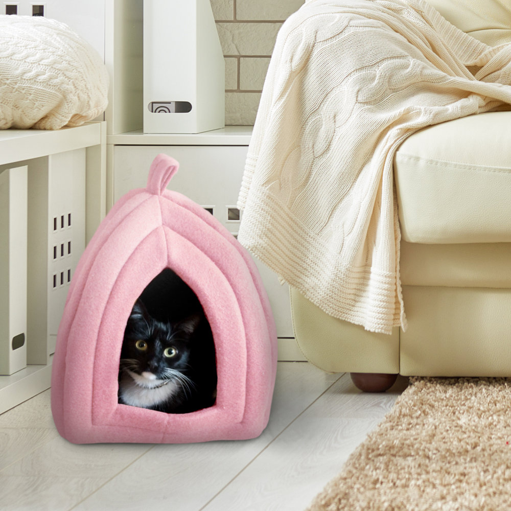Cat Igloo Bed