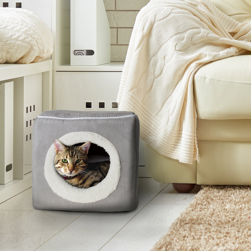 Enclosed Cat Bed