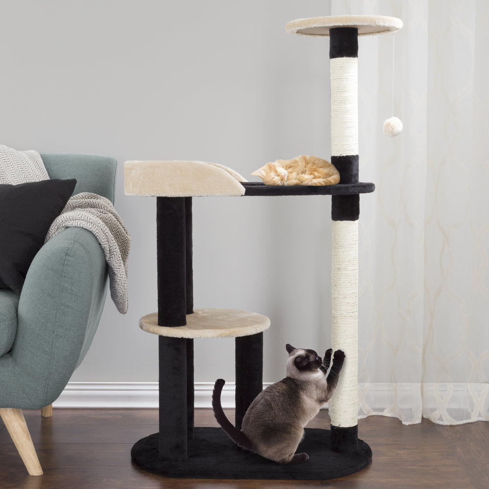 4 Tier Cat Trees