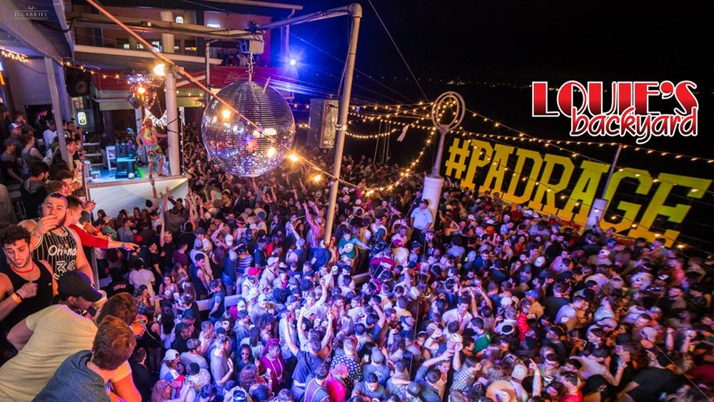 South Padre Island Spring Break is going to be bigger than ever! Louie's  has been featured on MTV, 60 Minutes, the Travel Channel, VH1, ETV, and the  Tonight ... - South Padre Island Spring Break 2019 — Louie's Backyard