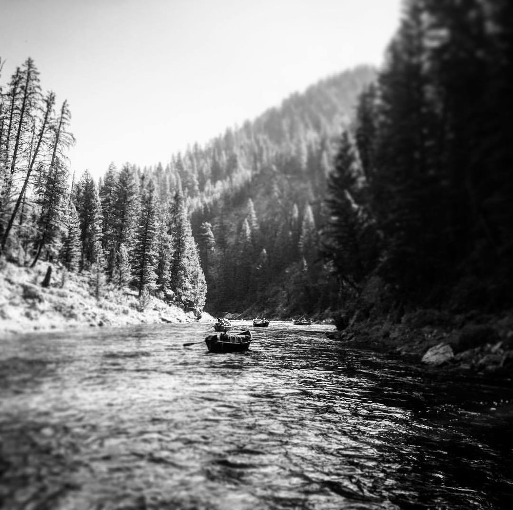 Middle Fork Salmon Rentals - $550/ 5 days