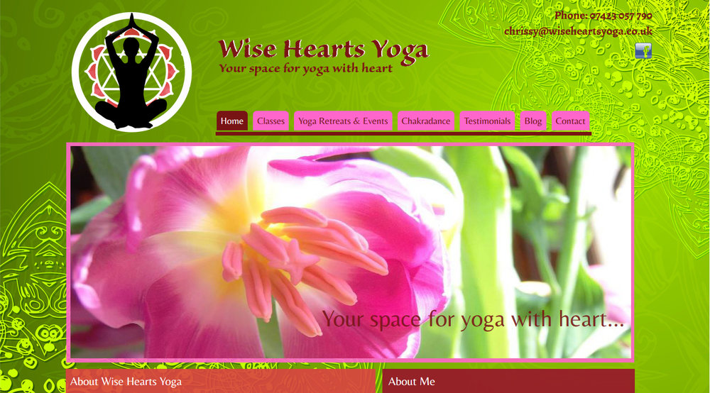 Wise Hearts Yoga