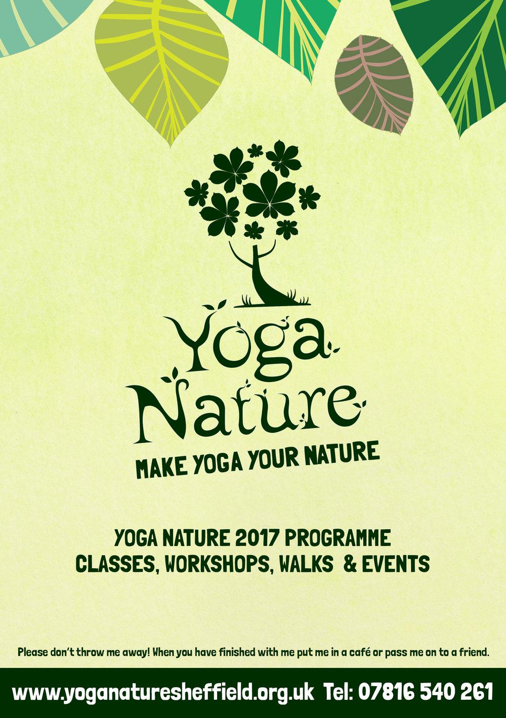 2017 Programme