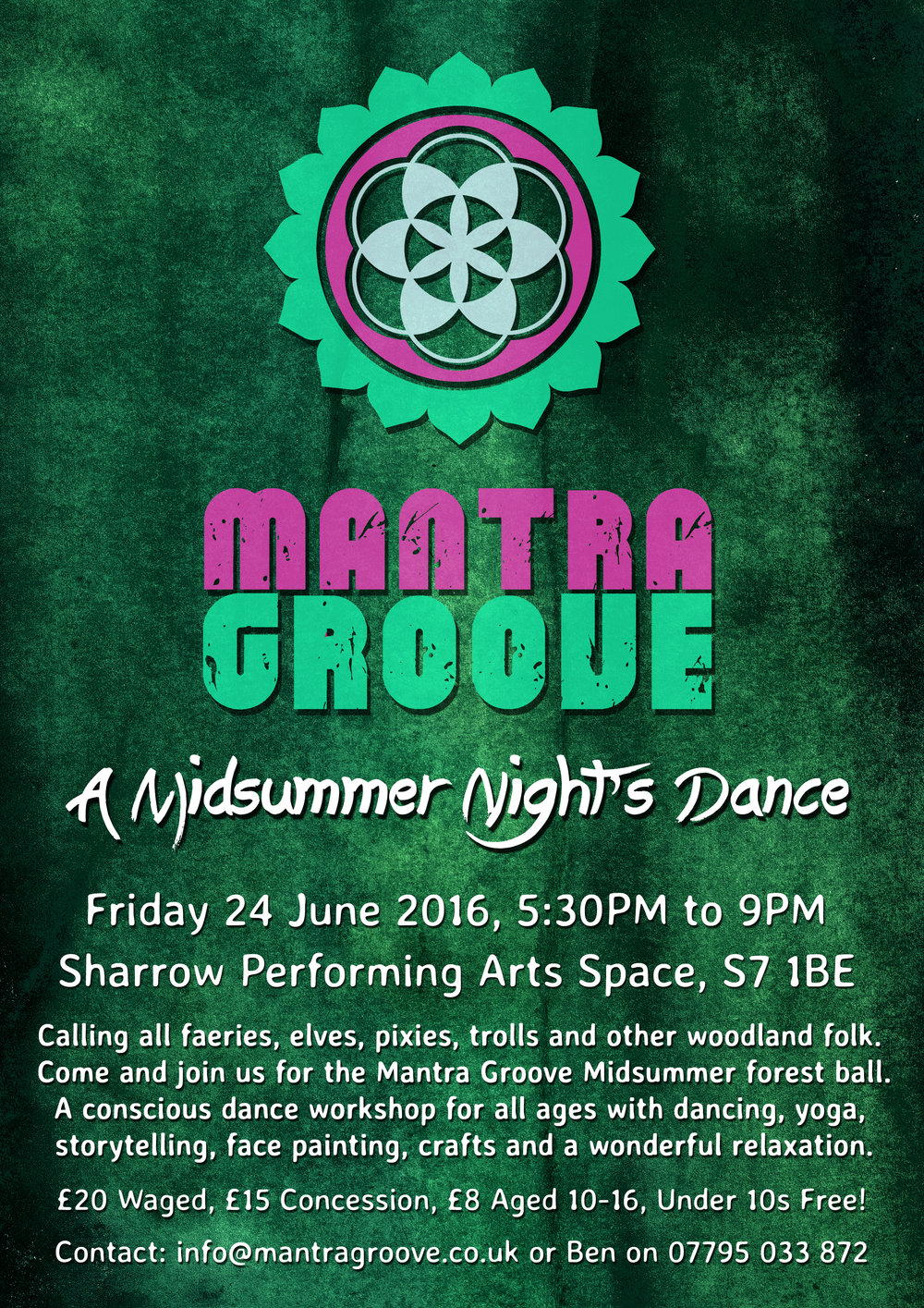 Mantra Groove A Midsummer Nights Dance