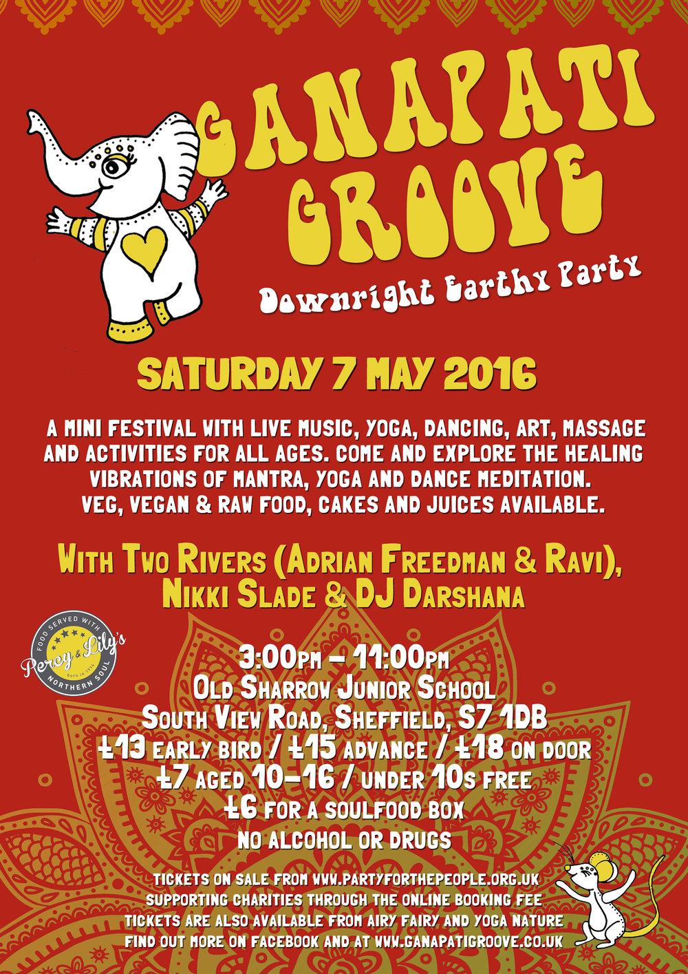 Ganapati Groove May 2016