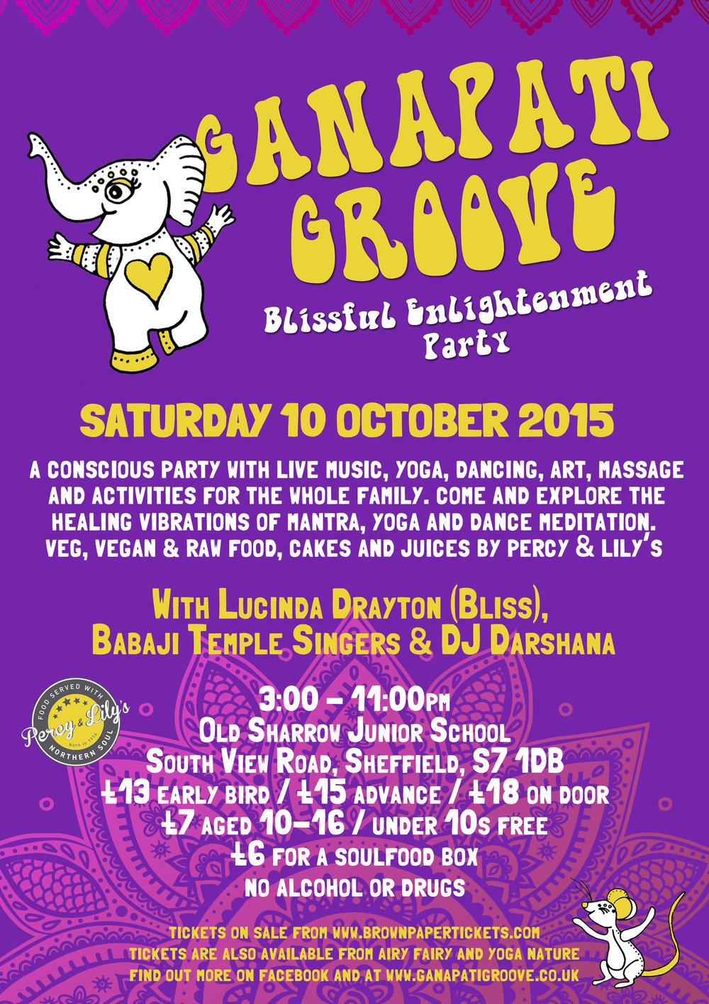 Ganapati Groove October 2015