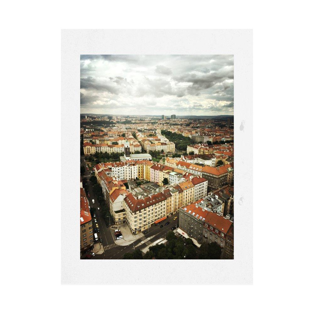 This week, in Prague.