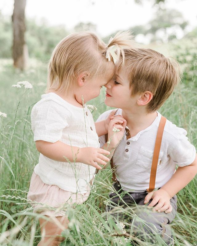 Sibling love 💛