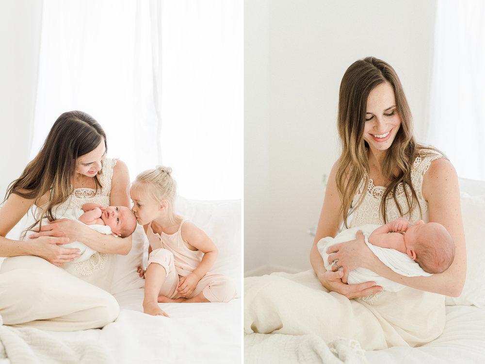 austin texas  lifestyle newborn photographer