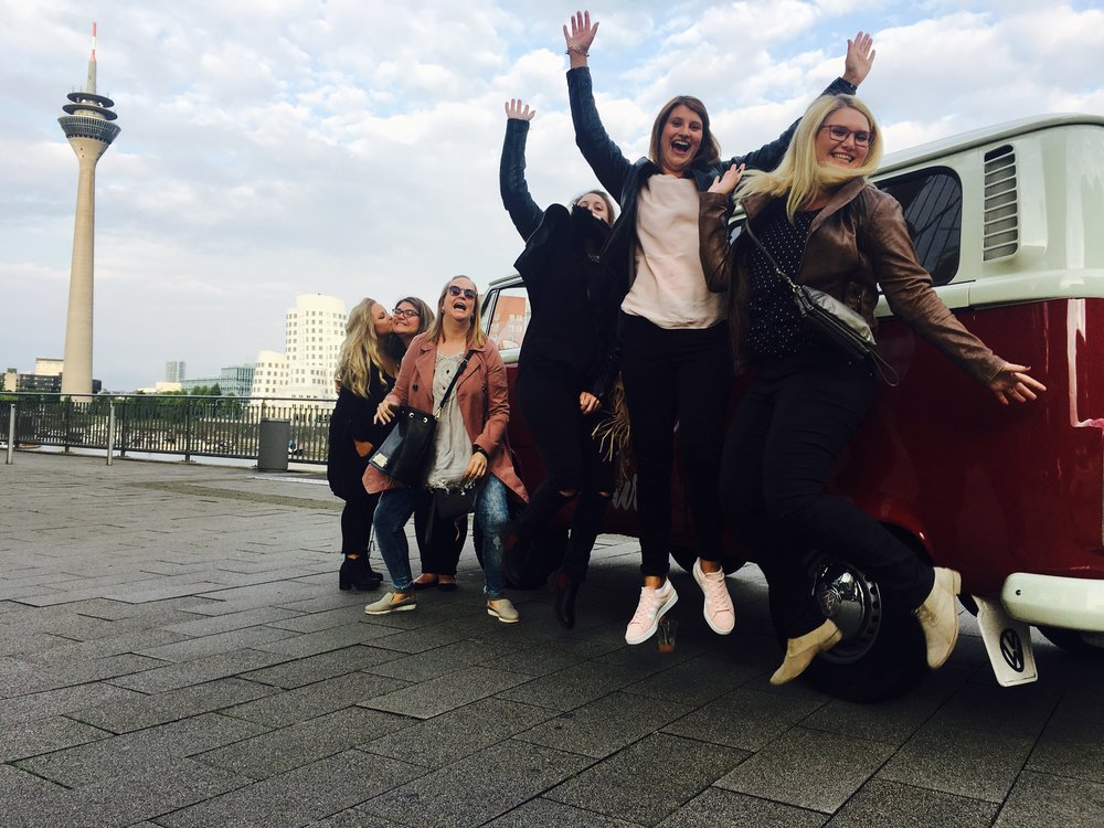 Girlstour in Düsseldorf