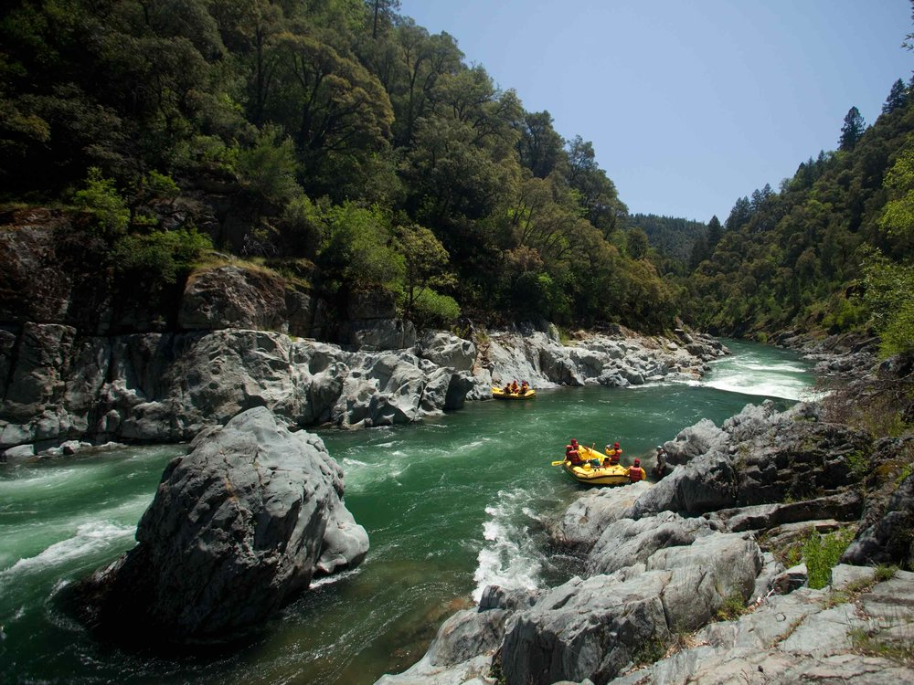 Middle Fork of the American River