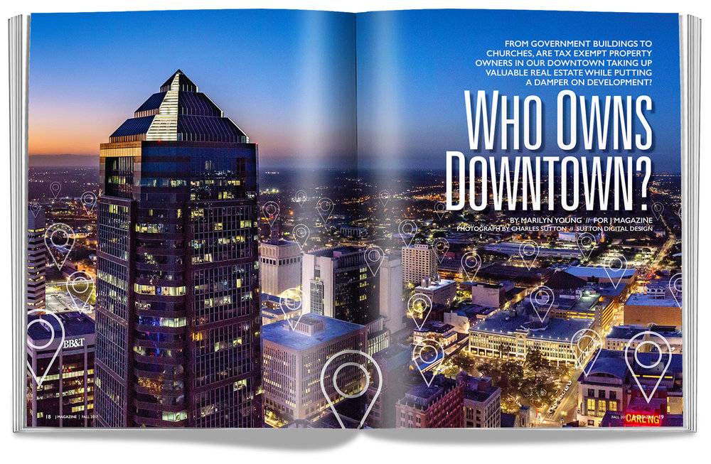 WHO OWNS DOWNTOWN?