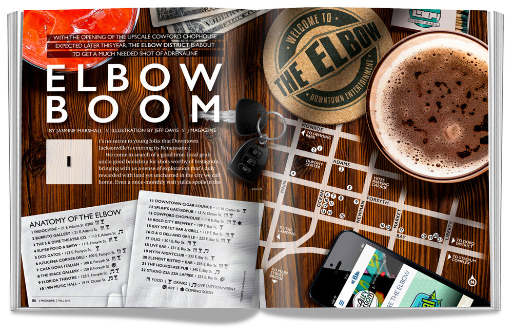 ELBOW BOOM