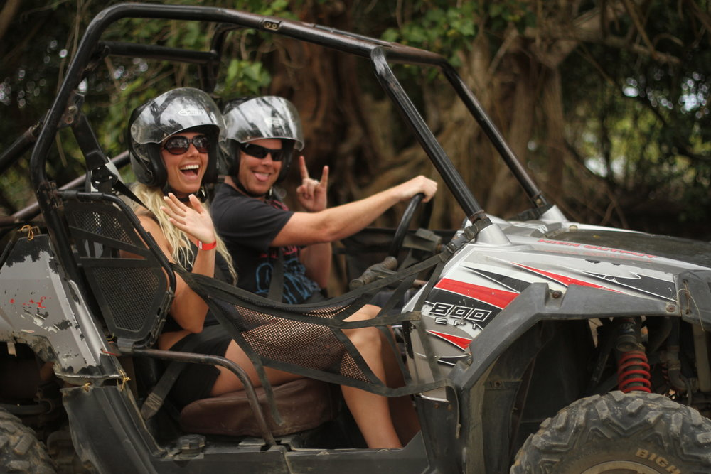 ATV/DUNE BUGGY ADVENTURE -