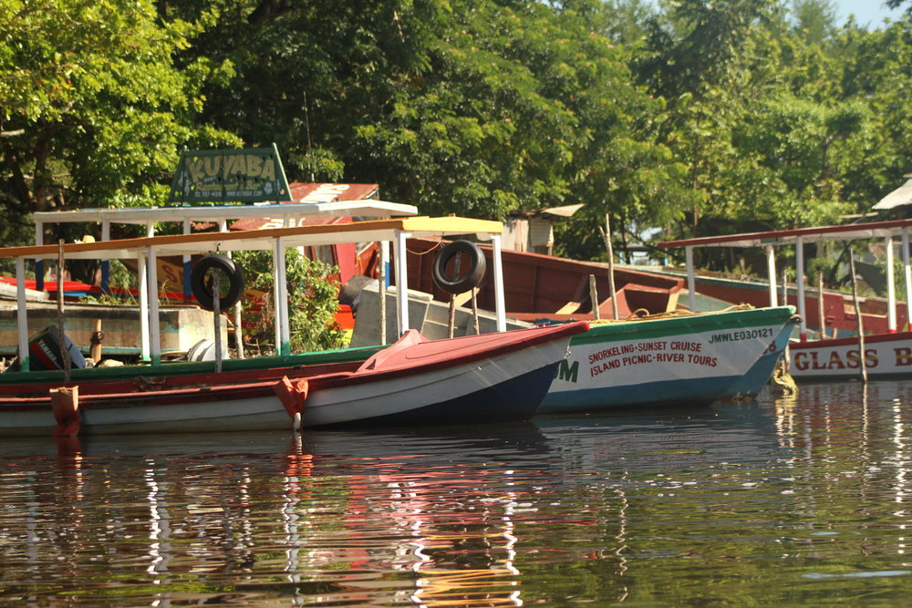 NEGRIL RIVER RIDE -