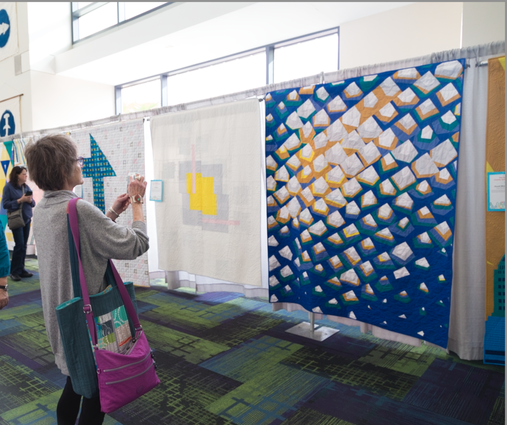 CHARITY QUILT CHALLENGE -