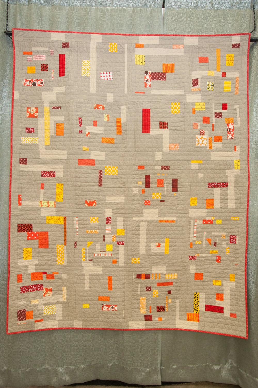 3rd Place: Confetti Amongst Friends  By Kristy L. Daum