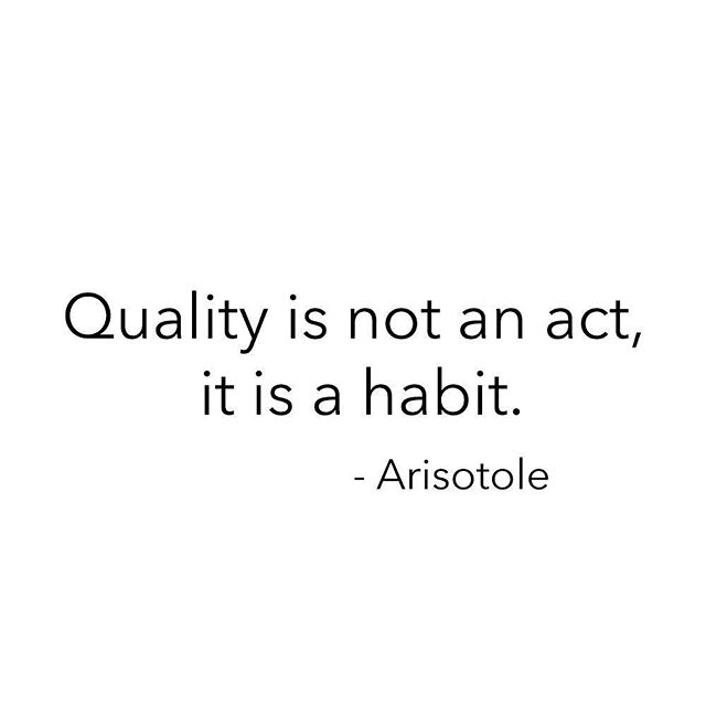 #quote #quotes #aristotle #quality #hype #303 #denver #milehighcity #denvercolorado #5280 #elwoodhomes #realestate #denverrealestate #realtor