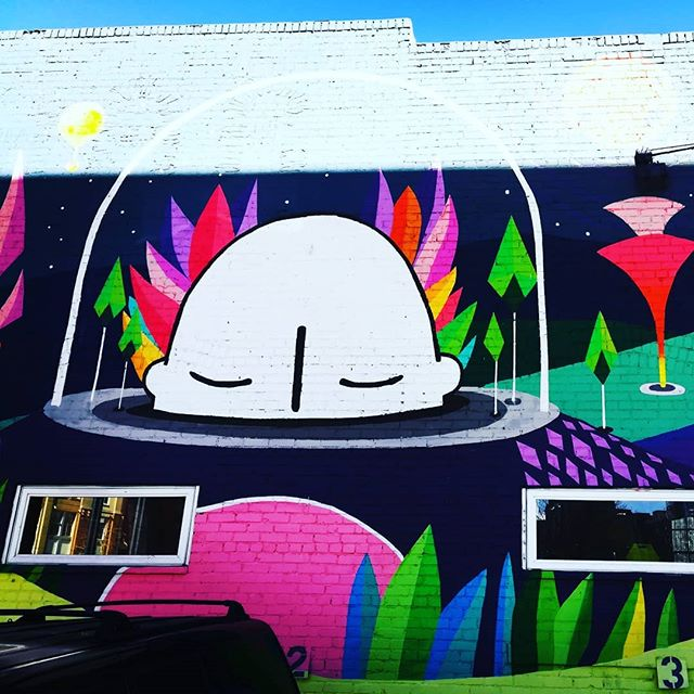 So much great art around town! Does anyone have background on this mural? #denvercolorado #denver #5280 #milehighcity #art #streetart #realestate #realtor #denverrealestate #denverrealtor #denvercolorado