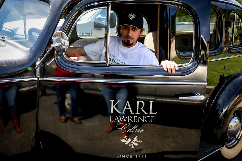 Come Say Hi  - Email ric@karllawrence.com for ordering information.Send us postcards or other things at:PO Box 830, St. Helena, CA 94574707-968-5247Follow us on facebook, twitter, and instagram!