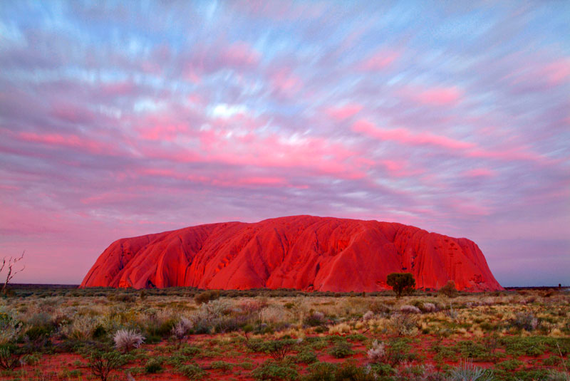 Uluru or Ayers Rock