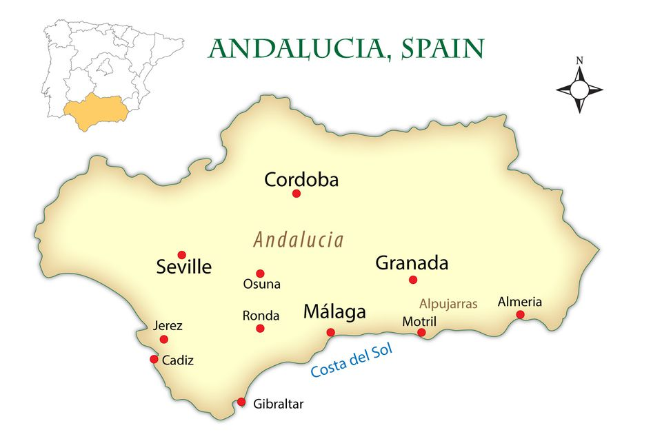 andalucia-travel-map