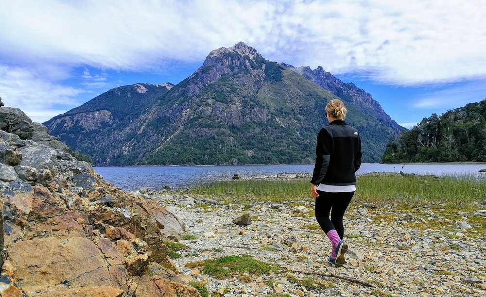 Ecotourism Blog: Check out the best free hiking near Bariloche, Argentina.