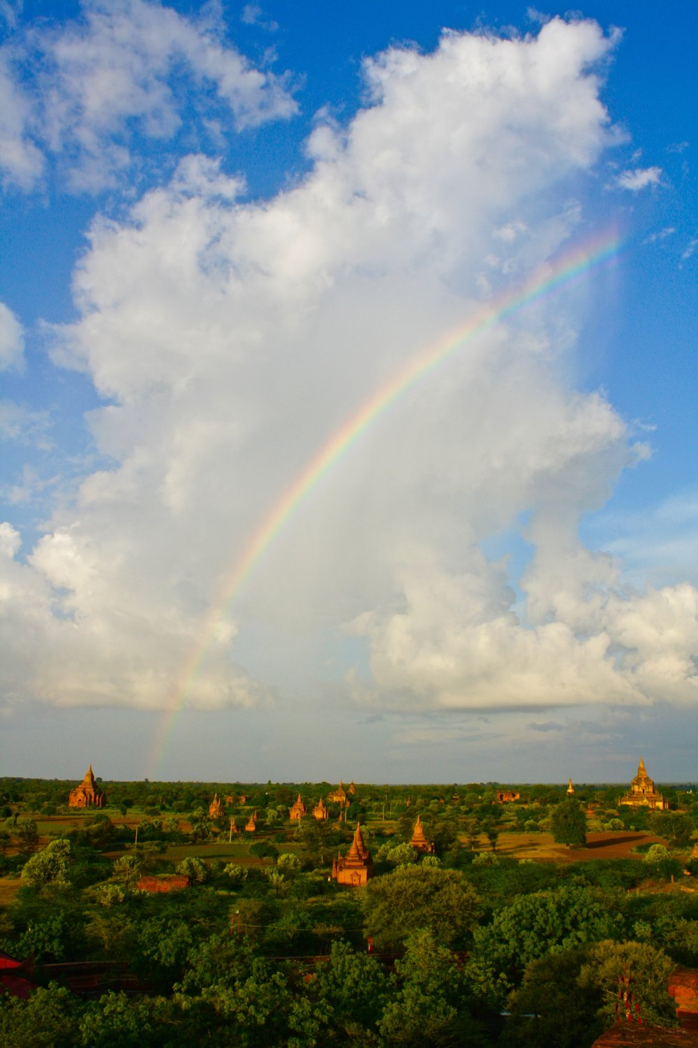 Bagan is somewhere everyone should see before they die.