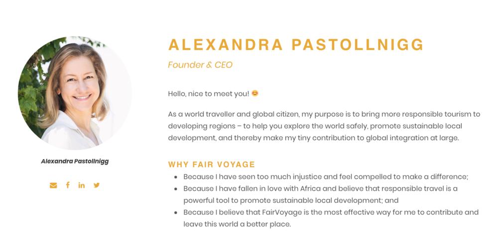 About Alexandra Pastollnigg