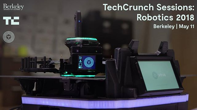 Only three days left till TechCrunch! Come see ABI and the team in Berkeley to learn how ABI is changing indoor inspections with autonomous robotics!  Learn more at www.vtr.us