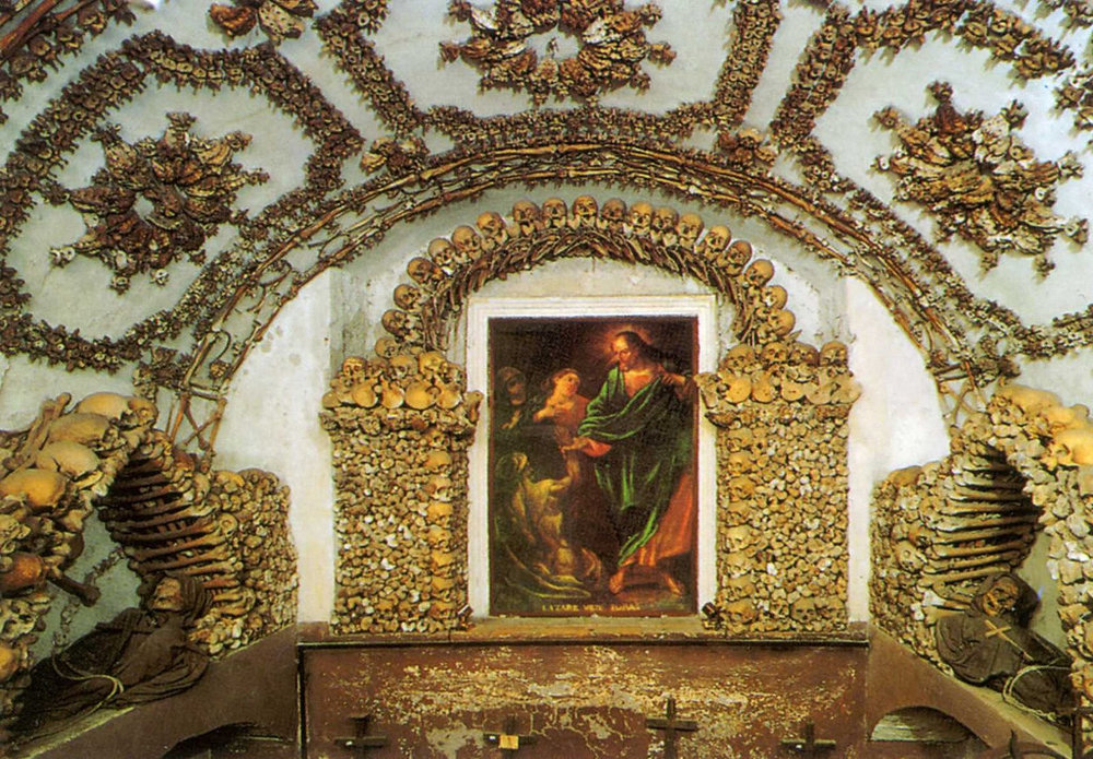 THE CAPUCHIN CRYPT -