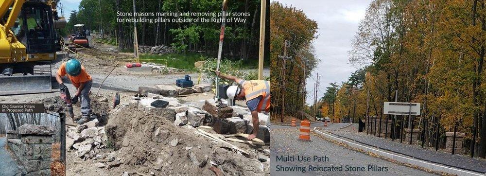 Maine DOT construction