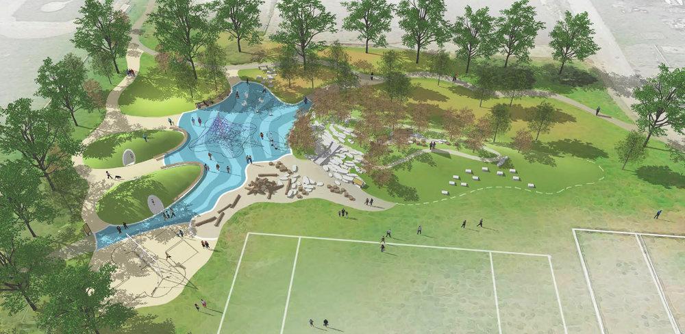Dougherty Field Playground