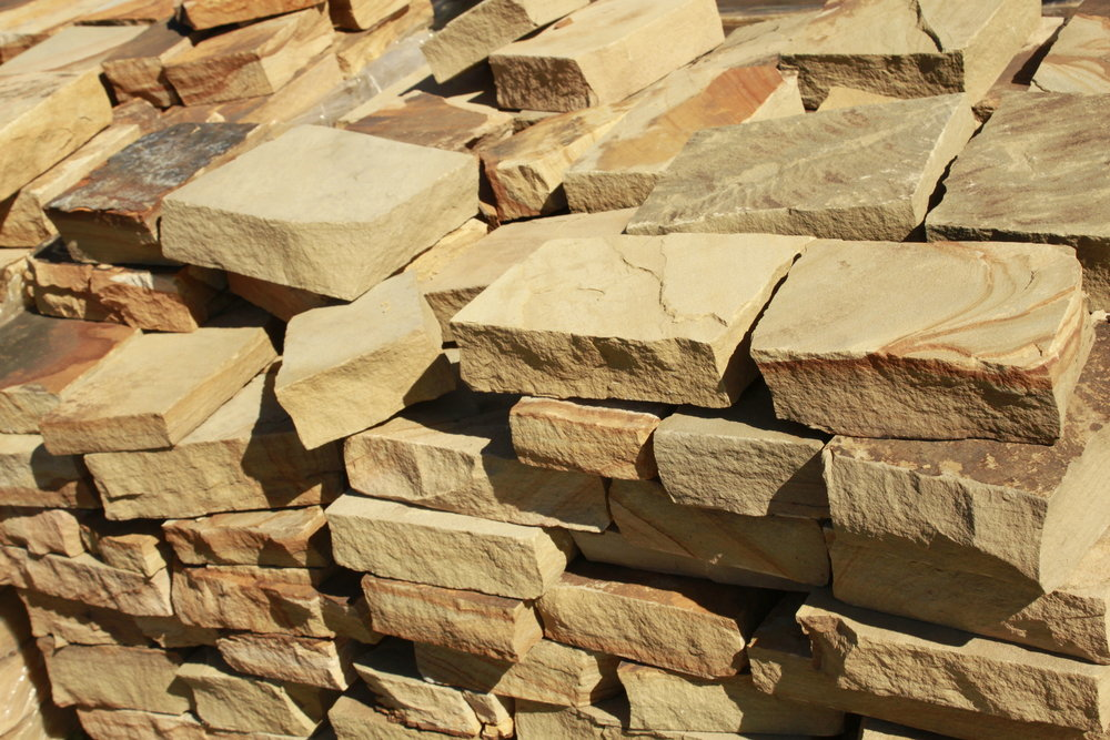 Rubble Flagstone