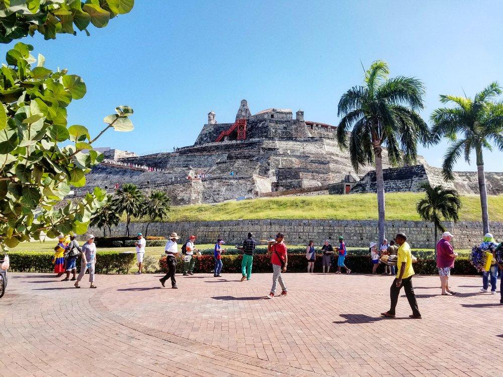 Fortificaciones de Cartagena de Indias