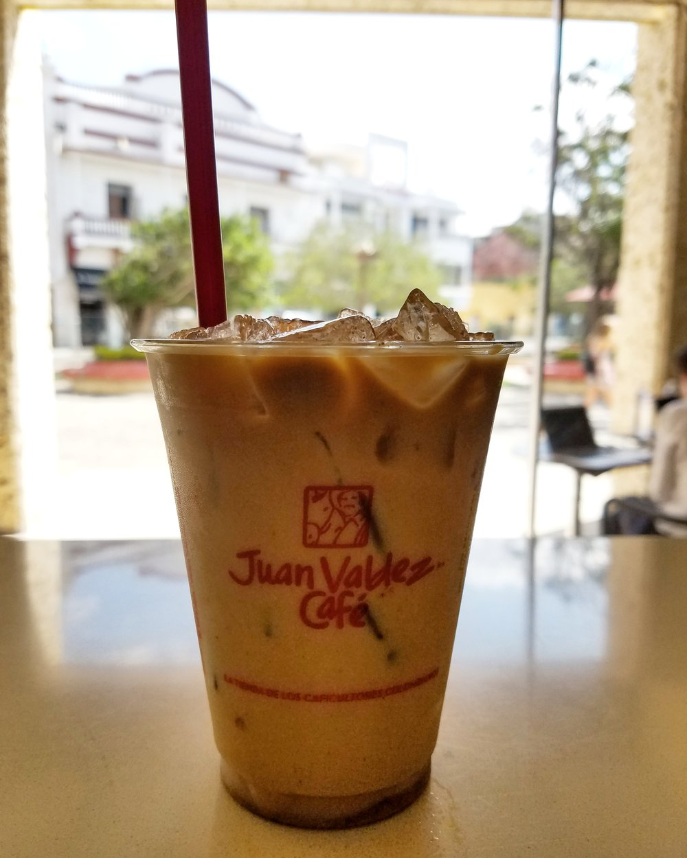 - Coffee time!