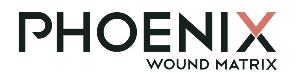 The Phoenix Wound Matrix  is a synthetic, nanofiber graft made of FDA approved polymers and designed for use as a dressing for acute or chronic wounds and burns.