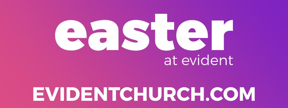 Banner for Easter 2017
